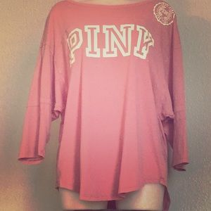 Victoria Secret Pink long sleeve jersey